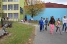 Evakuacija – šola in vrtec