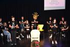 Slovo devetošolcev in zaključna prireditev Krone korona generacije